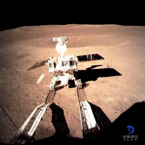 """""""นาซา"""" เล็งร่วมมือจีน สำรวจดวงจันทร์"""
