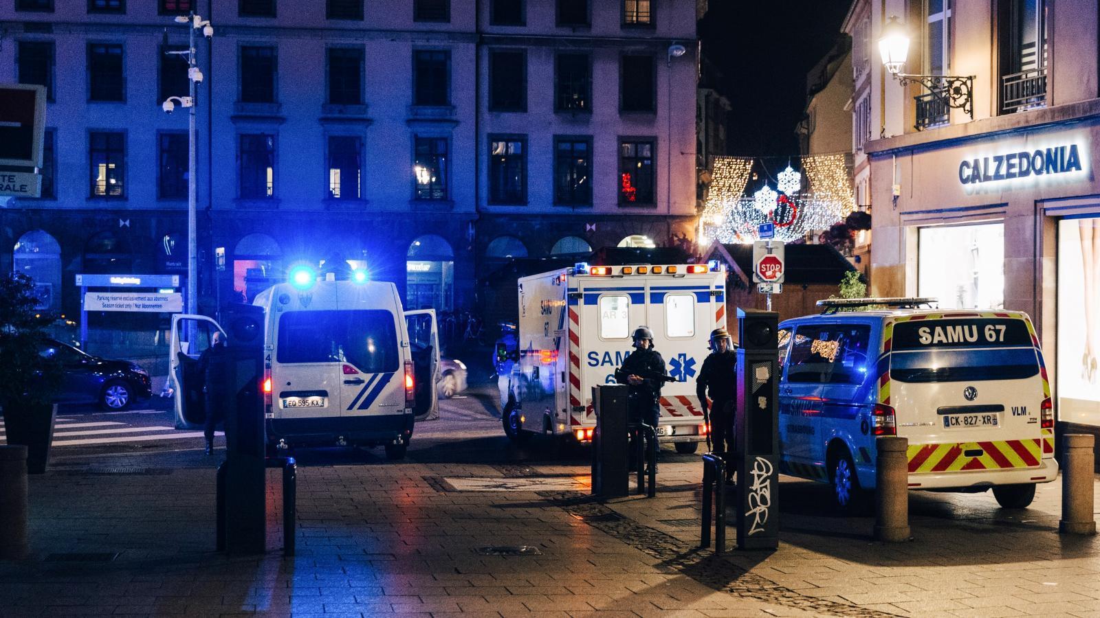 คนไทยเสียชีวิต!!  ในเหตุกราดยิงที่สตราส์บูร์ก ฝรั่งเศส