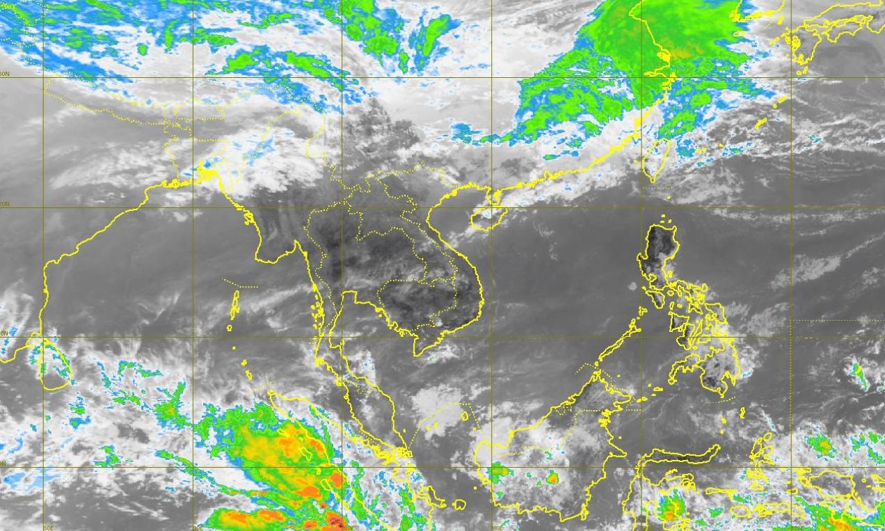 กรมอุตุฯ เตือน ไทยตอนบนร้อน ตะวันออก-กลาง-อีสาน ฝนตกบางแห่ง