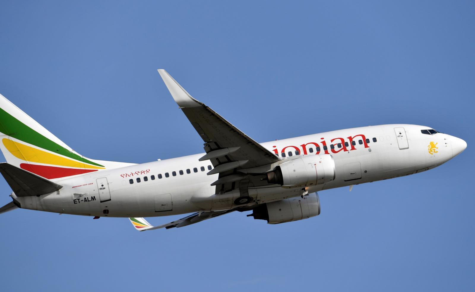 โบอิ้ง 737 เอธิโอเปียนแอร์ไลน์ ตกระหว่างเดินทางไปเมืองหลวงเคนยา
