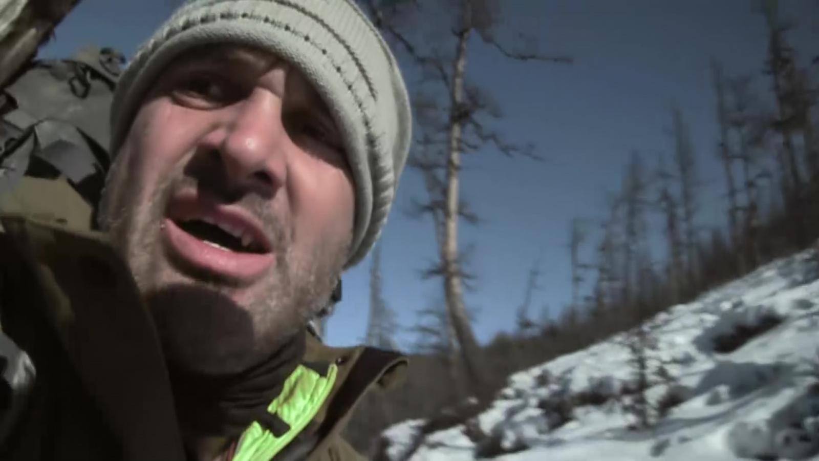"""ชั่วโมง Discovery ตอน ดินแดนลึกลับ """"ภูเขาหิมะในไซบีเรีย"""""""