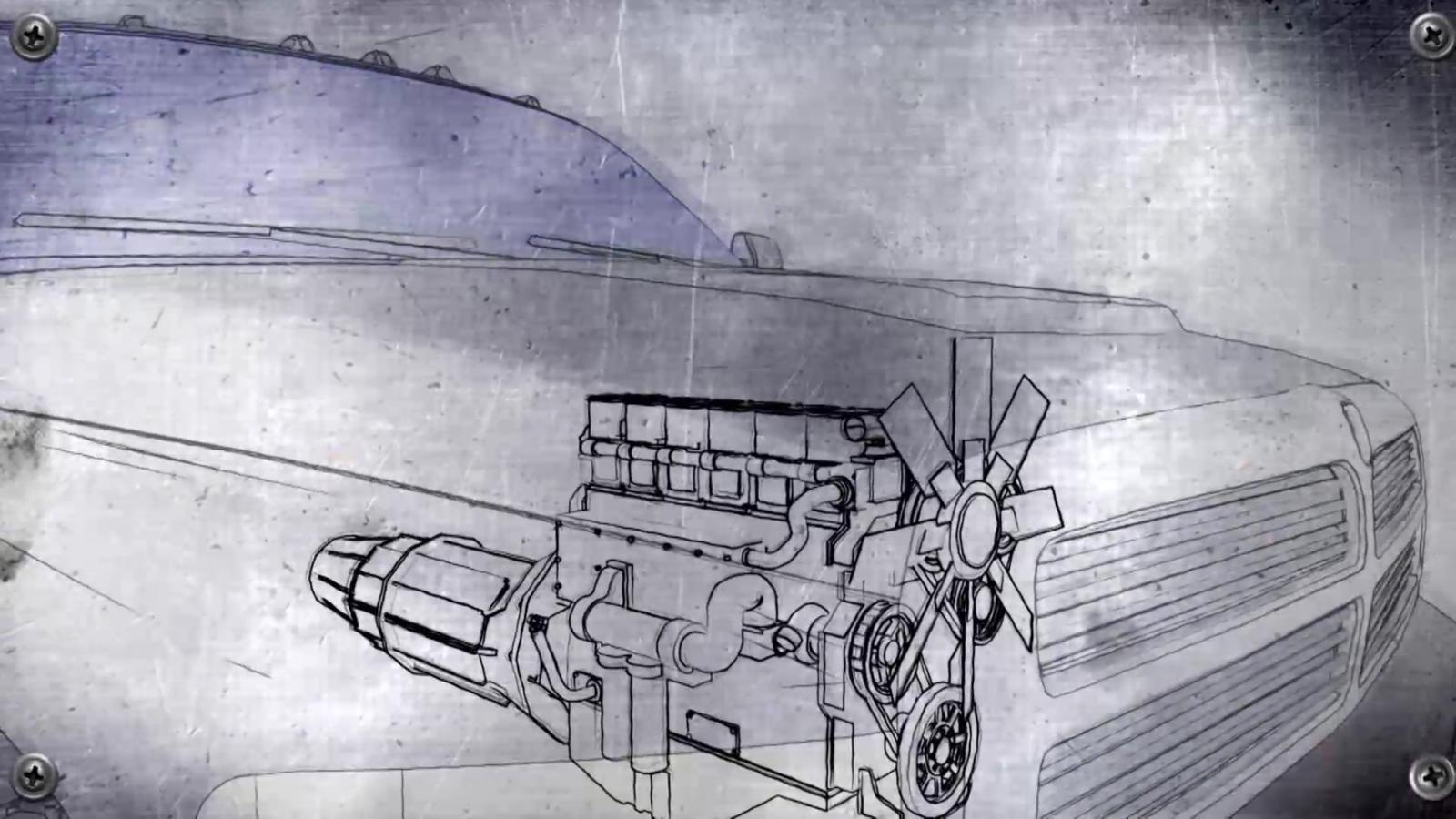 """ชั่วโมง Discovery ตอน คืนชีพเจ้าพลังดีเซล """"รถในฝัน"""""""