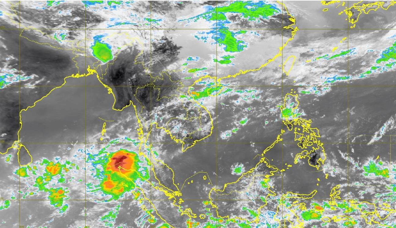 อุตุฯ เตือน ไทยตอนบนระวังพายุฤดูร้อน ฝนตก-ลมแรง-ลูกเห็บ-ฟ้าผ่า