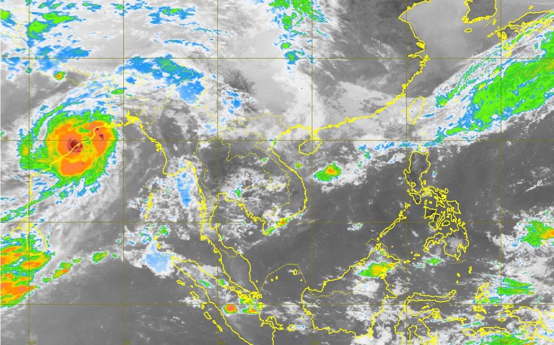 อุตุฯ เผยไทยตอนบนเจอพายุฤดูร้อน 3-6 พ.ค.นี้