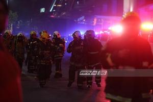 ยอดผู้เสียชีวิตเหตุเพลิงไหม้เซ็นทรัลเวิลด์ 2 รายบาดเจ็บ 16 คน