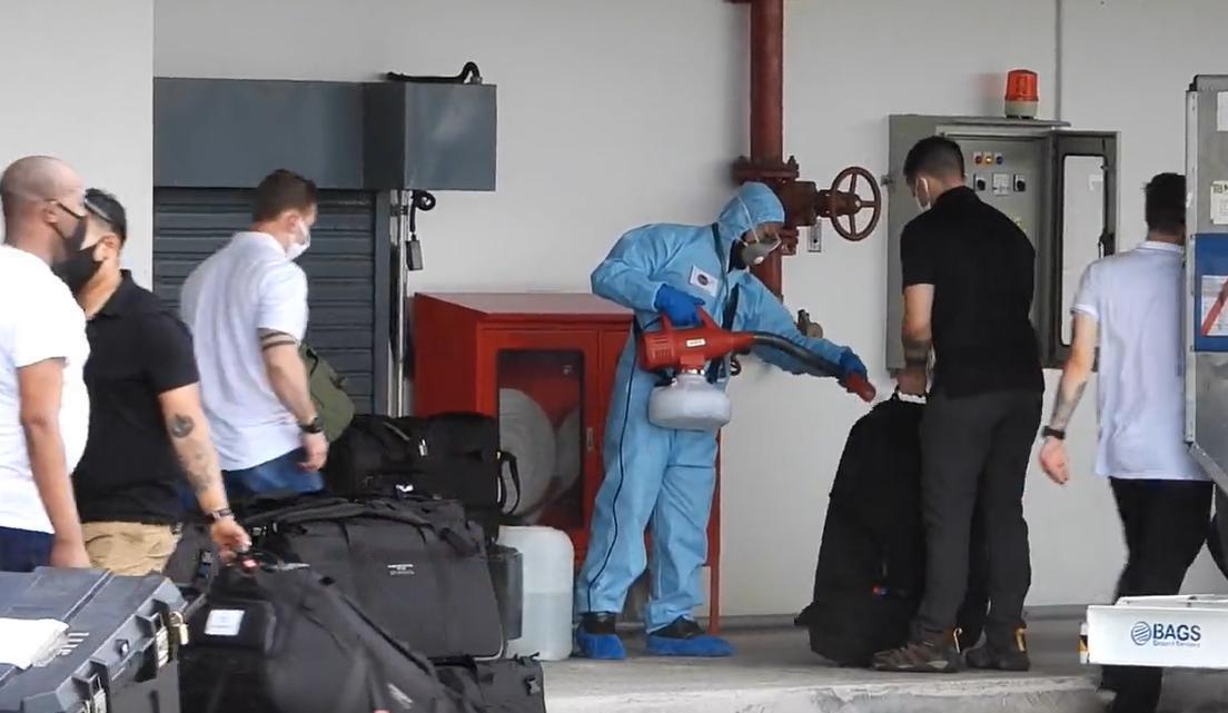 คัดกรองเข้ม ทหารสหรัฐฯ 71 นาย ส่งกักตัว state quarantine