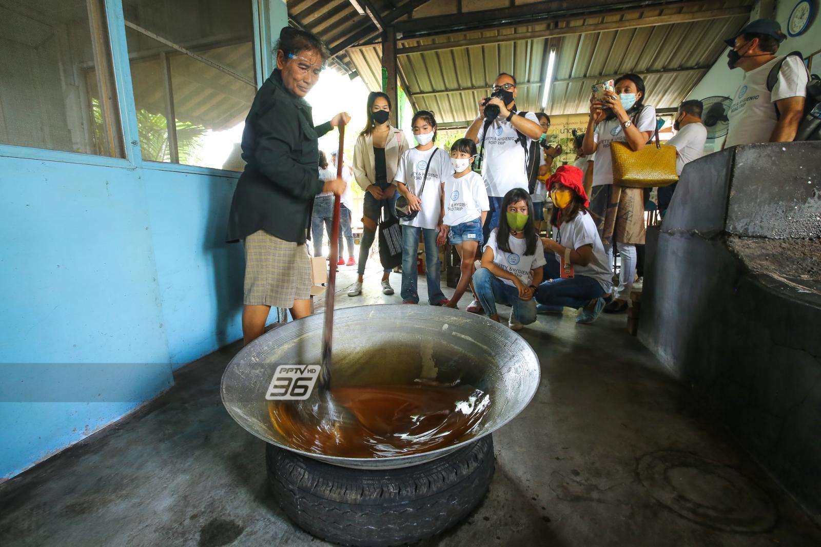 8 จุดเช็คอิน เที่ยวสนุก ปลอดภัย ปลอดโรค เส้นทางกรุงเทพฯ-สมุทรสงคราม-ราชบุรี