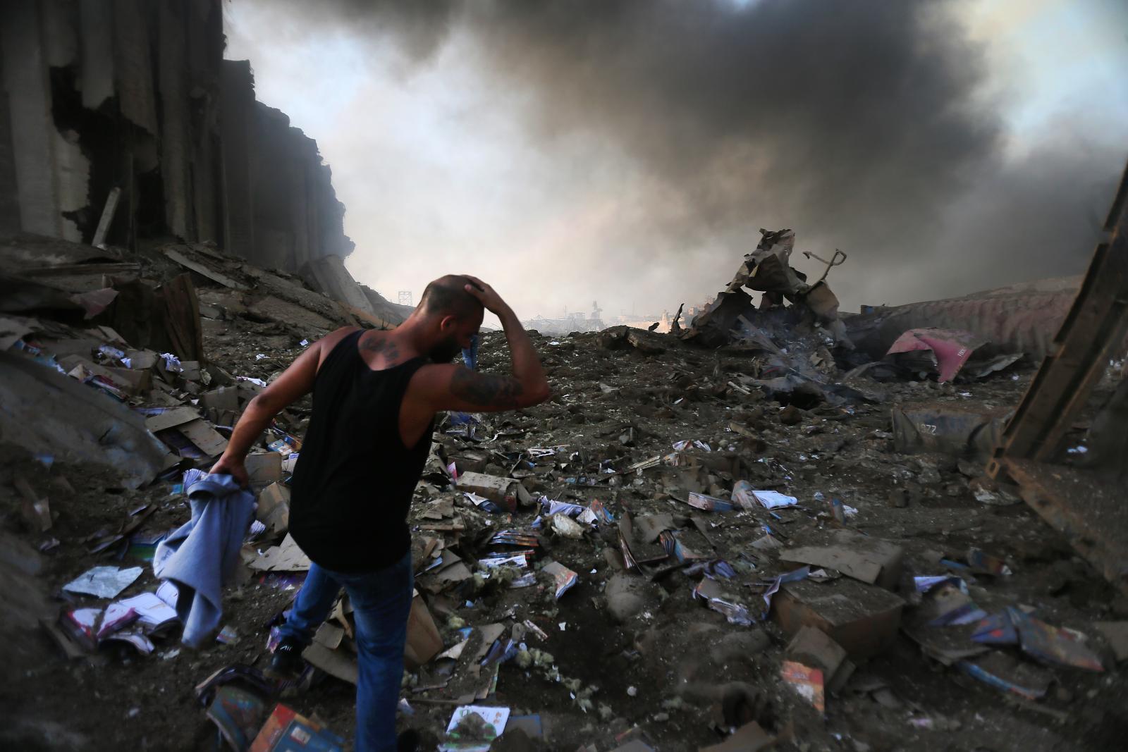 ระเบิดเลบานอน เปรียบเทียบ 'ฮิโรชิมา' ย้อนรอยบึ้มเขย่าโลก ที่มาน่าตกใจสารเคมีชนวนเหตุสลด