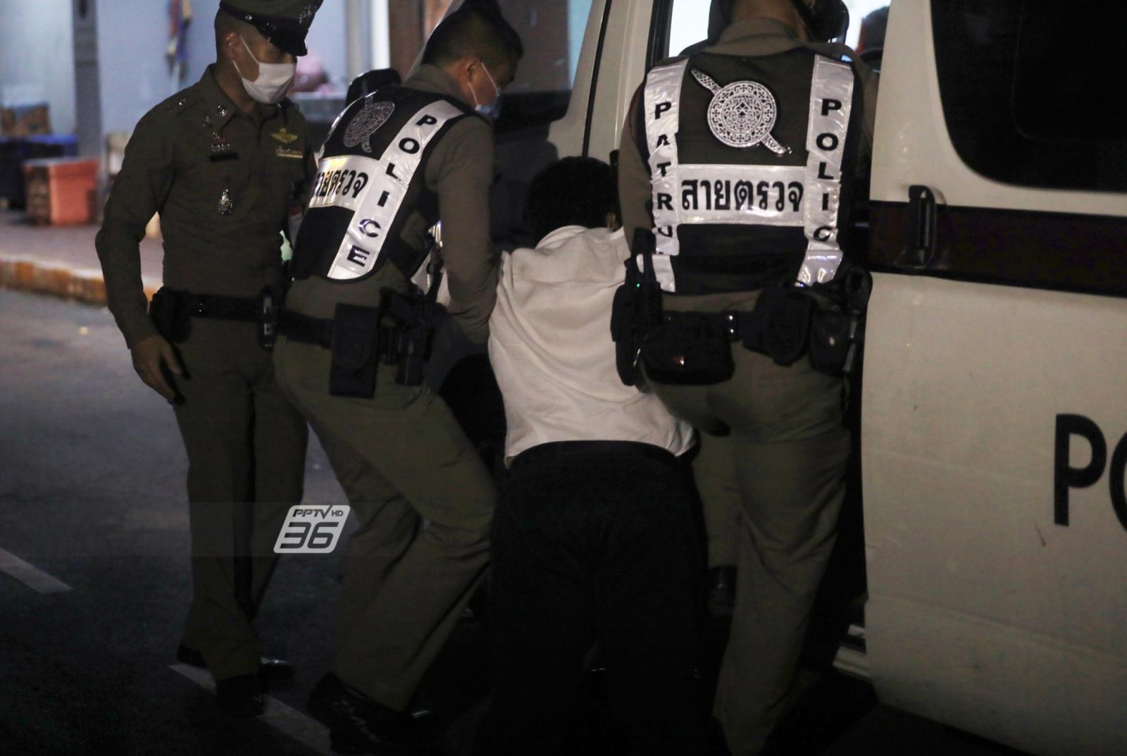 ปฏิบัติการจับผู้ชุมนุม 'ชัชชาติ' โพสต์สุดเจ็บ ตร.หิ้ว 'อานนท์-ไมค์' ขังคุก