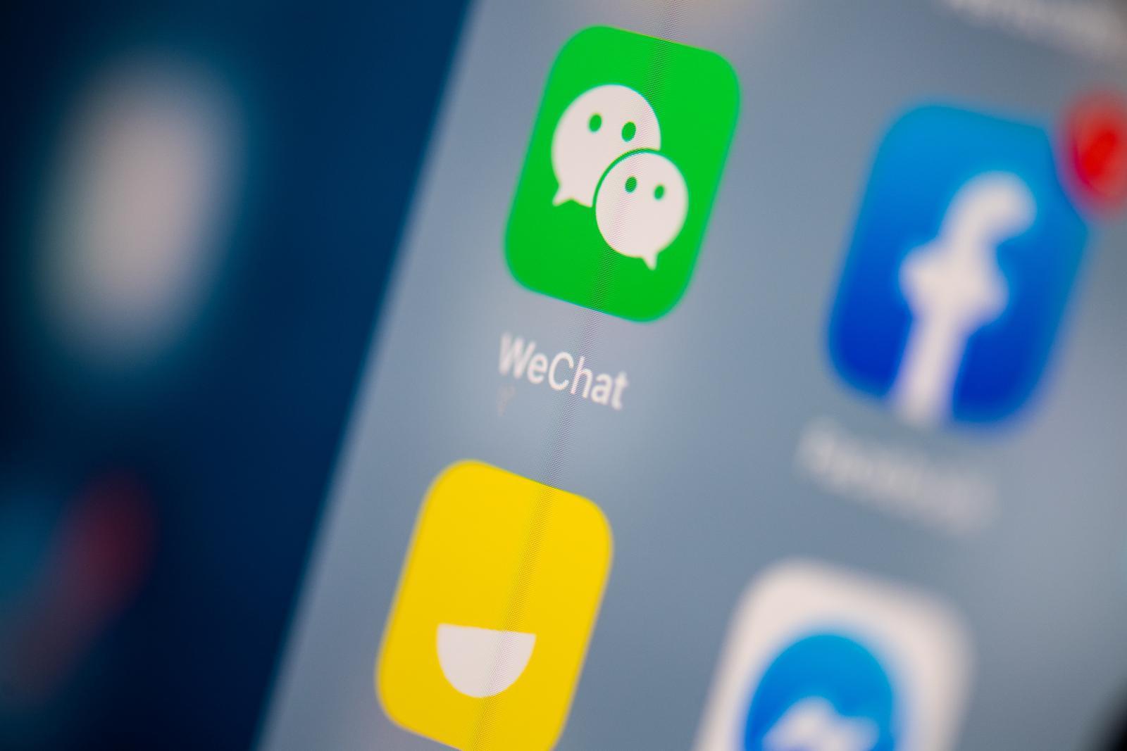 """""""แบน WeChat"""" สัญญาณไม่พึงปรารถนาต่อชาวจีนในสหรัฐฯ"""