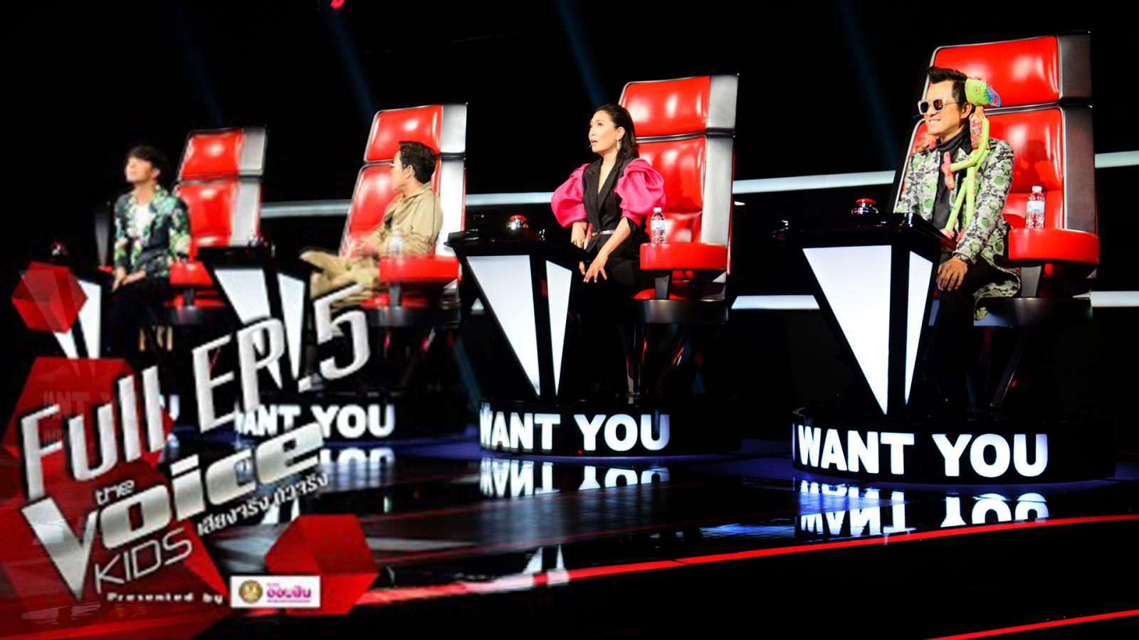 The Voice Kids Thailand 2020 | Blind Auditions สัปดาห์ที่ 5 (FULL) | 10 ส.ค. 63