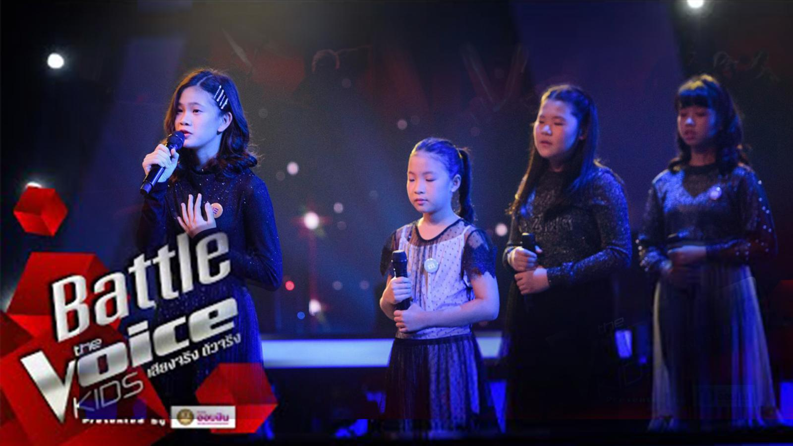 The Voice Kids Thailand 2020 | Battle สัปดาห์ที่ 6 (FULL) | 17 ส.ค. 63