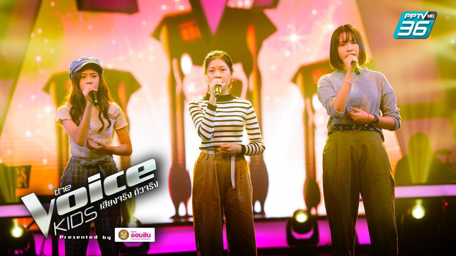 The Voice Kids 2020   Battle ครั้งที่ 2   อารมณ์เพลงมาเต็ม ทำโค้ชขนลุกจนนั่งไม่ติด!