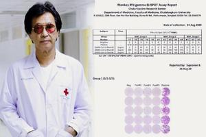 ข่าวดี! วัคซีนโควิดจากใบยาสูบ ทดลองในลิงได้ผลดี หมอห่วงกลับจากตปท.วินัยตก