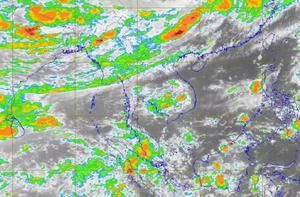 อุตุฯ เตือนระวังกรุงเทพฯฝนตกร้อยละ 40 ของพื้นที่