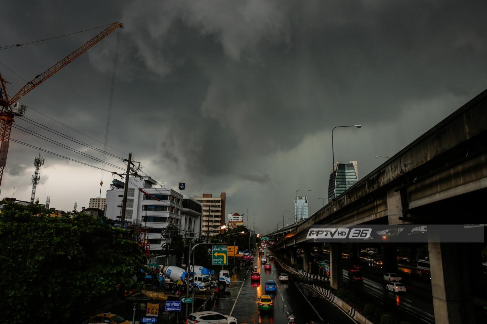 อุตุฯ เตือน ฝนตกทั่วไทยเฉลี่ยร้อยละ 60 ของพื้นที่