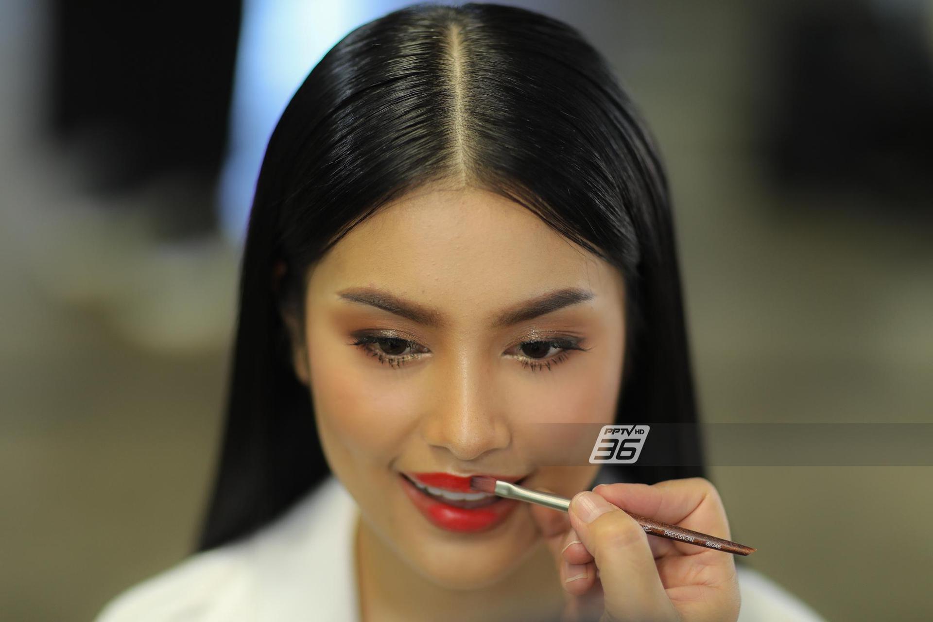เบื้องหลังการถ่ายภาพสาวงาม Miss Universe Thailand 2020