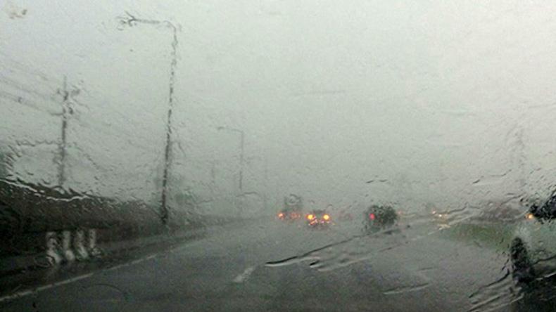 อุตุฯ เผยทั่วไทยมีฝน อันดามันคลื่นสูง กทม.ตก20%