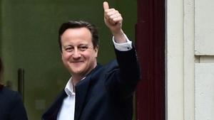 เดวิด คาเมรอน ประกาศรายชื่อรัฐมนตรีชุดใหม่ ส่วนใหญ่หน้าเดิม