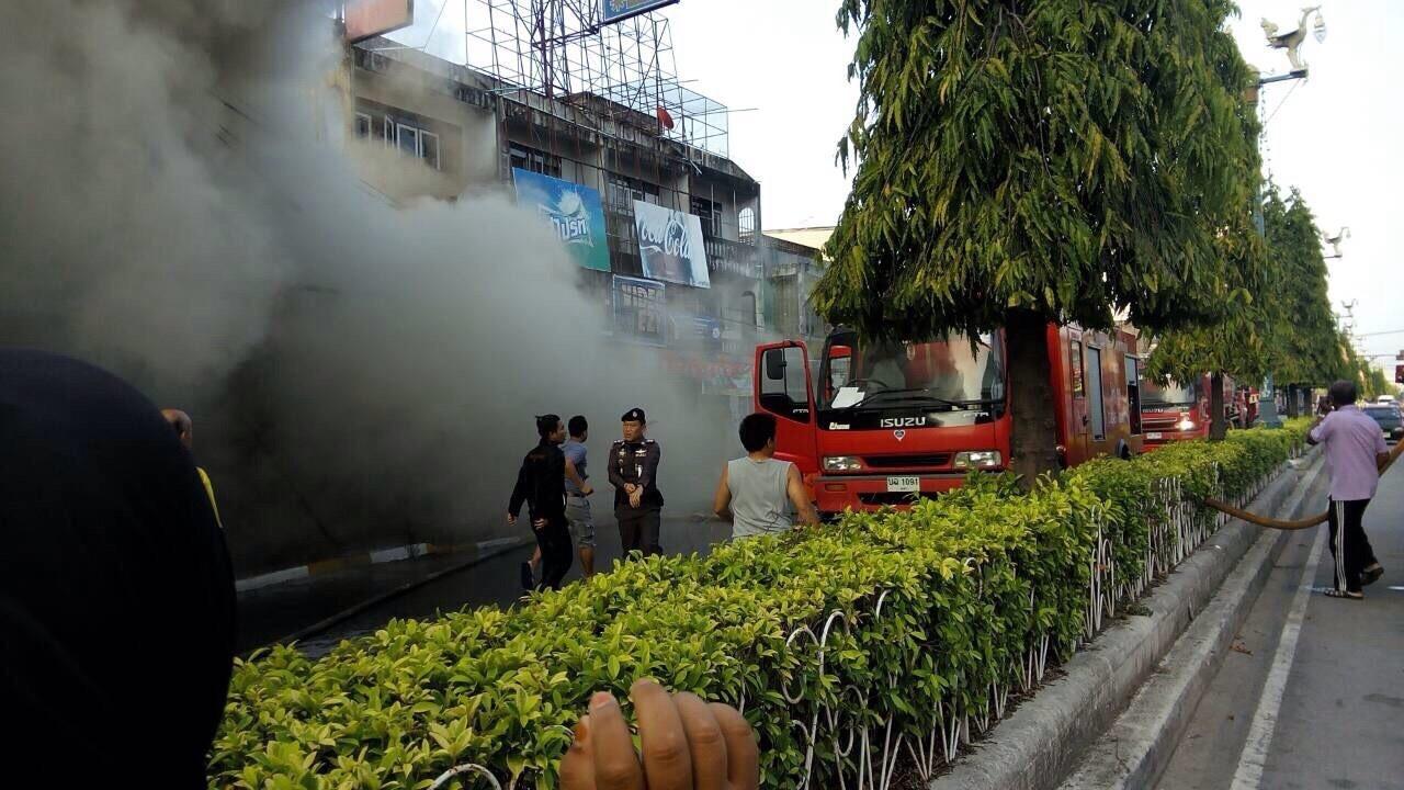 ยะลาป่วนต่อเนื่องเกิดเหตุระเบิด-เพลิงไหม้ 2 จุดแล้วเช้านี้