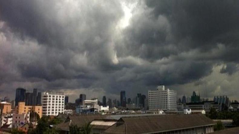 อุตุฯเผยไทยเกิดฝนฟ้าคะนองกับลมกระโชกแรง