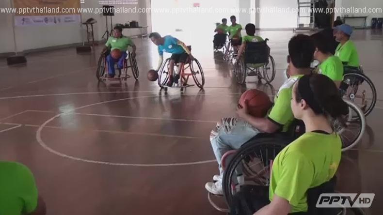 อาชีวะหนองคายผนึกสหรัฐฯ อบรมกีฬาสำหรับผู้พิการทางร่างกาย