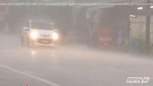 อุตุฯเผยไทยตอนบนฝนเพิ่ม กทม.ฝนฟ้าคะนองร้อยละ 30