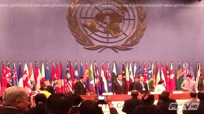 นายกฯ เข้าร่วมเอแคปยันไทยพร้อมร่วมมือแก้ปัญหาเหลื่อมล้ำทางสังคมโลก
