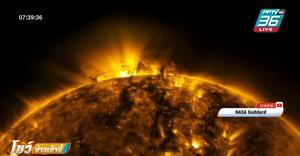 นักวิทย์ พบรังสีบนดวงจันทร์สูงกว่าโลก 200 เท่า