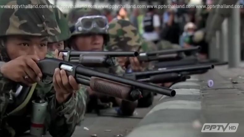 1 ปี คสช. กับกองทัพทหารบนถนนสายประชาธิปไตย (คลิป)