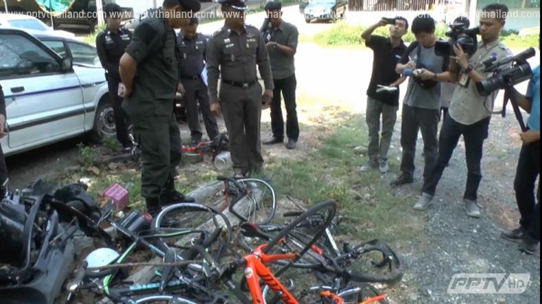 ศาลออกหมายจับ นศ.สาวเชียงใหม่ชนนักปั่นจักรยานดับ3เจ็บ2