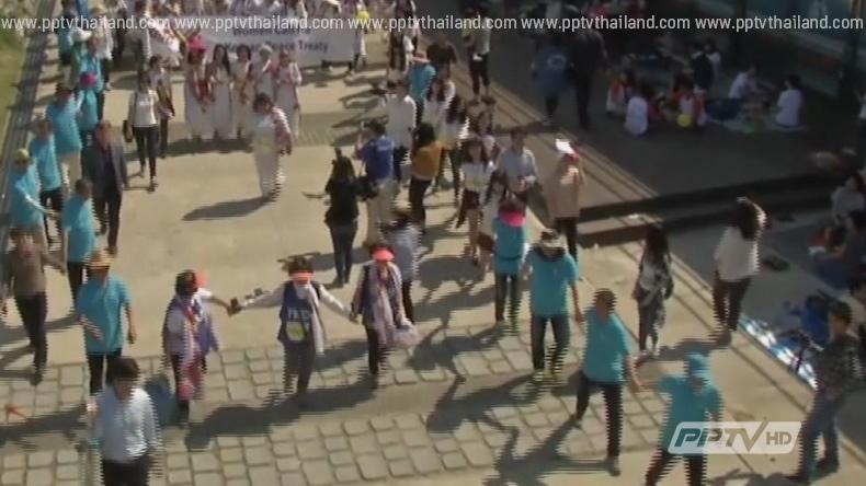 เกาหลีเหนือ โทษ เกาหลีใต้ สหรัฐฯ ขวางกิจกรรมกลุ่มสตรีนานาชาติ