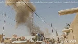 อิรักส่งกองกำลังเข้าชิงเมืองสำญคืนจากไอเอส