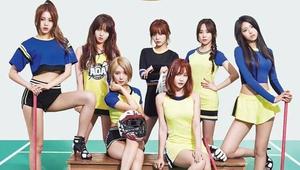 แอบดู AOA สอนเต้น 'Heart Attack' ใน'Let's Dance' (คลิป)