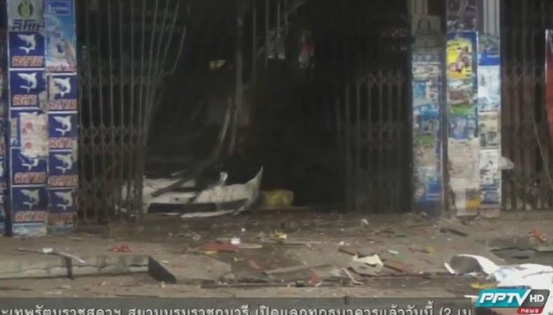 ตร.เร่งล่ามือระเบิดป่วนเมืองปัตตานี คาดชุดเดียวกลุ่มวางบึ้ม 24 จุด ต้นปี 57