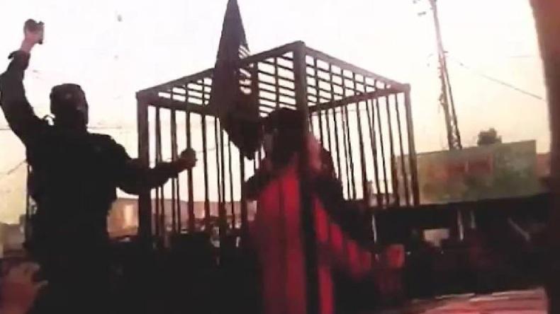 สุดเหี้ยม! ไอเอสเผาทั้งเป็นชาวอิรัก 45 คน