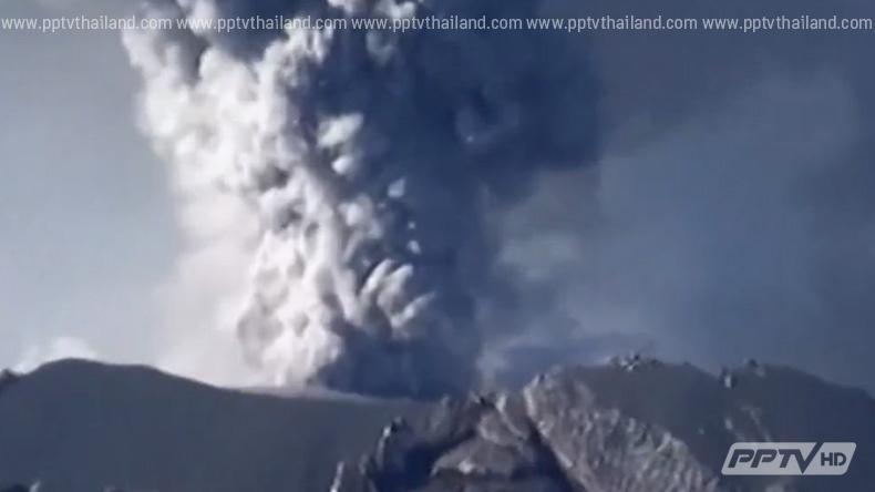 """เถ้าถ่านภูเขาไฟ """"กัลบูโก"""" กระทบเที่ยวบินในอาร์เจนตินา"""