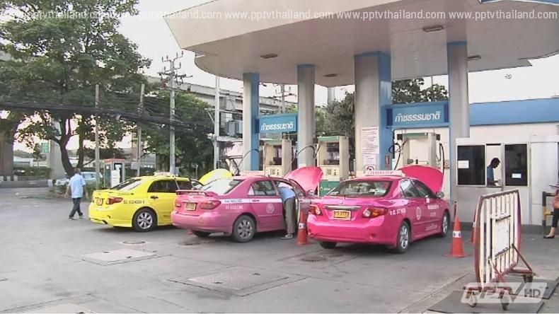 แท็กซี่ ร้องปรับขึ้นค่ามิเตอร์รอบ 2 อีกร้อยละ 13