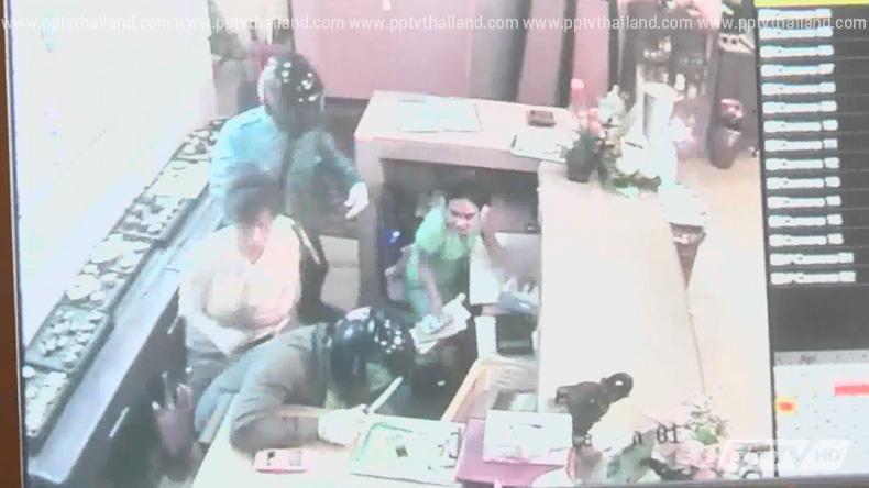 ตร.เร่งล่าโจรปล้นเงินร้านสปาภูเก็ตกว่า 4 แสน คาดคนในมีเอี่ยว