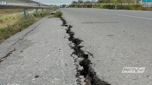 วสท.เผย ถนนทรุดหลายสายสร้างหลังน้ำท่วมใหญ่