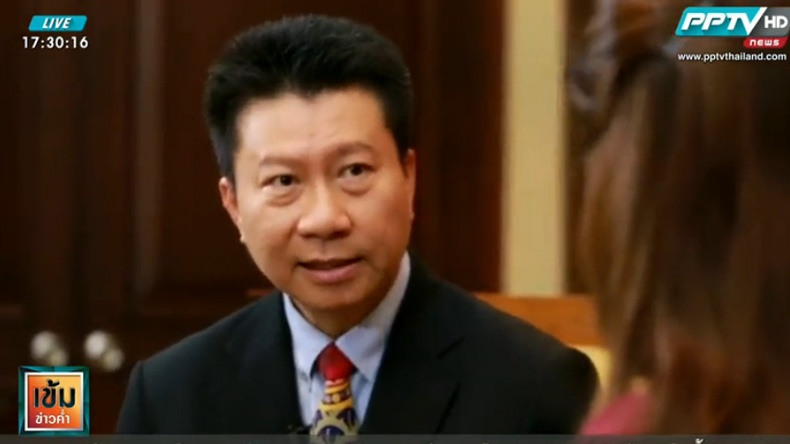รองประธานกรรมการหอการค้าไทย กับมุมมองผลกระทบอียูระงับจีเอสพีไทย