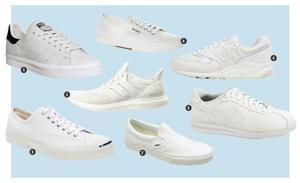 7 รองเท้าผ้าใบขาวสุดคลาสสิคที่คนรักผ้าใบห้ามพลาด