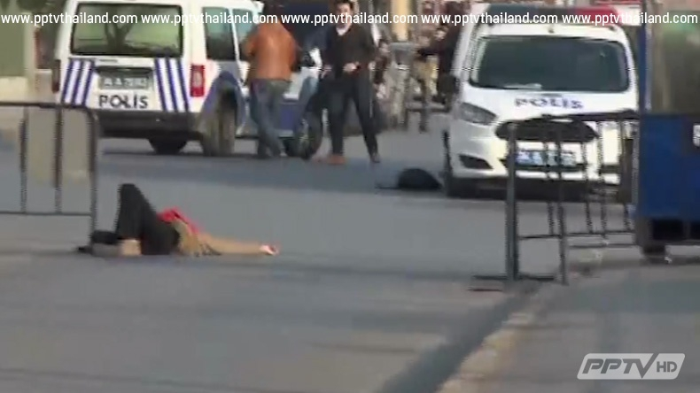 ตำรวจตุรกีวิสามัญมือปืนบุกโจมตี สนง.ตำรวจ เสียชีวิต 1