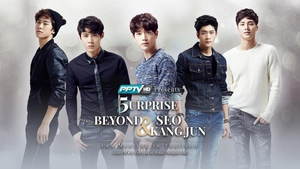 PPTV Presents 5urprise Beyond & Seo Kang Jun Fan Meeting in Thailand