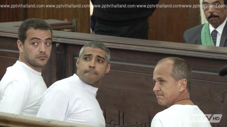นักข่าวอัลจาซีราห์สละสัญชาติอียิปต์ หลังถูกศาลสั่งยัดคุก
