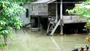 กรมอุตุฯเตือนฝนตกหนักภาคใต้อาจน้ำท่วม