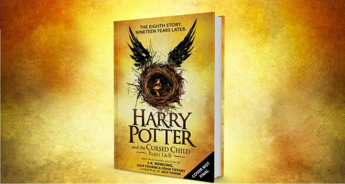 """เตรียมท่องโลกเวทมนตร์กันอีกครั้ง! เจ.เค. โรว์ลิ่ง เปิดตัว """"Harry Potter"""" เล่ม 8"""