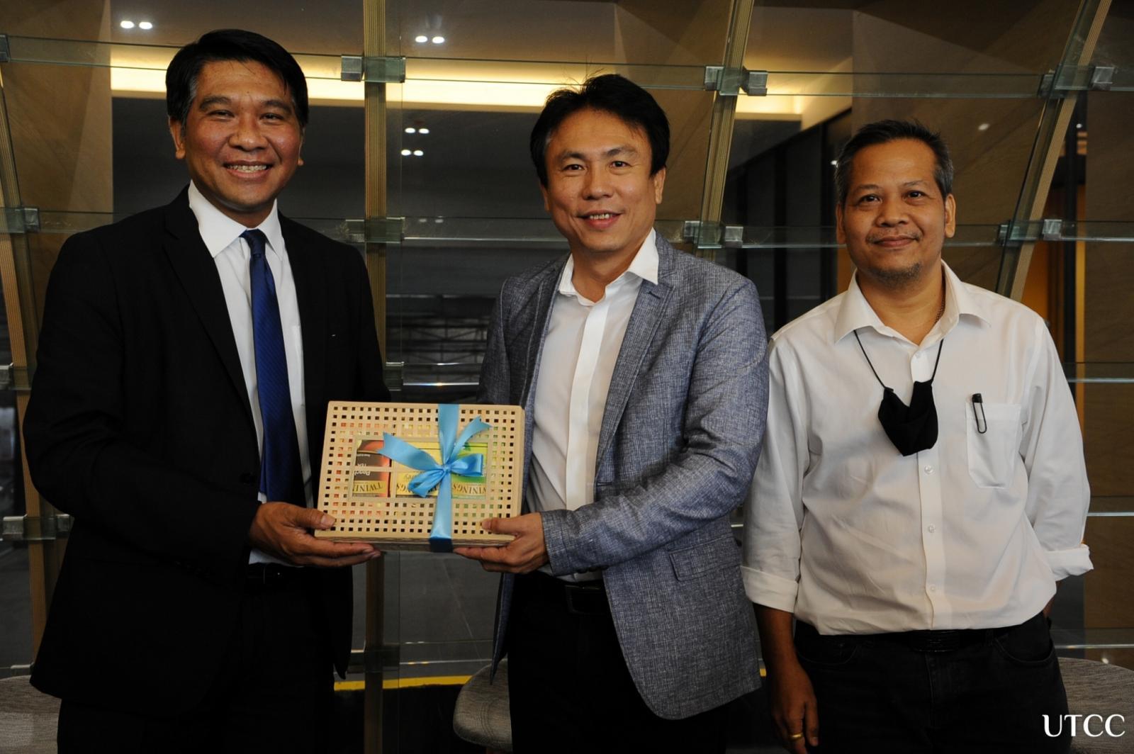 """ม.หอการค้าไทย เฟ้นหาดาว ยูทูบเบอร์ ผุดโครงการ """"ยิ่งรู้จัก ยิ่งรัก You…UTCC"""""""