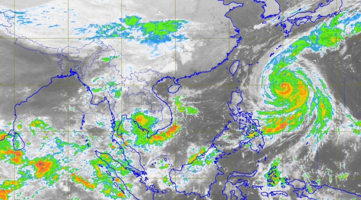 กรมอุตุฯ เตือน ใต้ฝนเพิ่มขึ้น – ไทยตอนบนอุณหภูมิลด 2-3 องศา