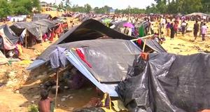 แฉรัฐบาลเมียนมาร์รื้อหมู่บ้านโรฮิงญา เชื่อทำลายหลักฐาน